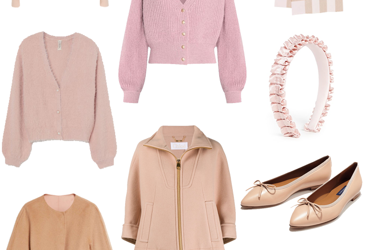 Pretty in pink: pretty pieces to add to your fall wardrobe